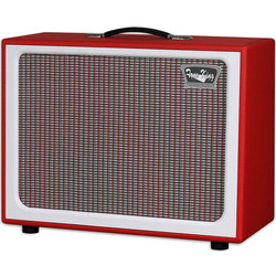 Tone King Imperial 112 Cab Guitar Speaker Cabinet - Red