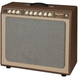 Tone King Imperial MKII Guitar Combo Amp - Brown/Beige