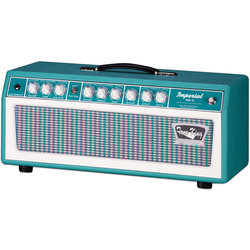 Tone King Imperial MKII Guitar Amp Head - Turquoise