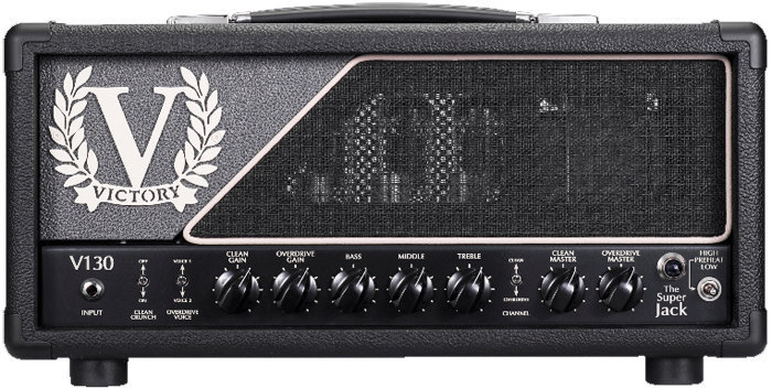 View larger image of Victory V130 The Super Jack Guitar Amp Head