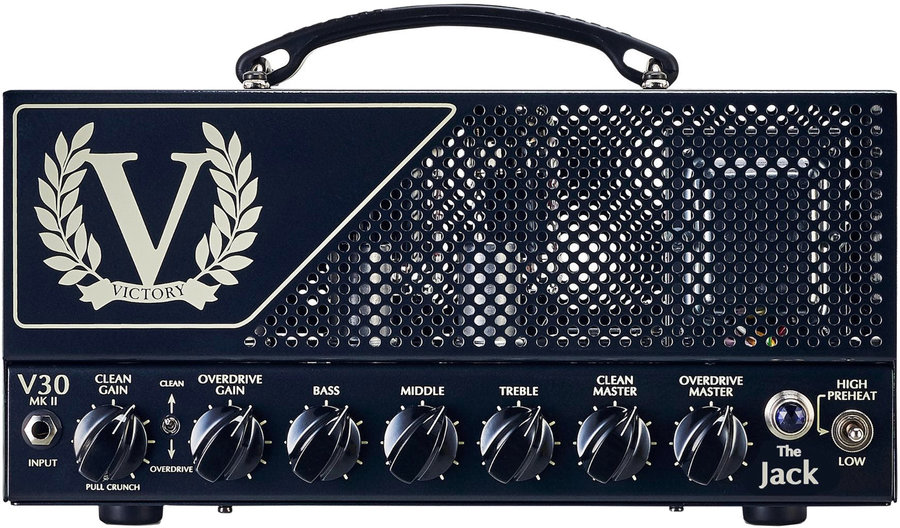 View larger image of Victory V30MK II The Jack Guitar Amp Head
