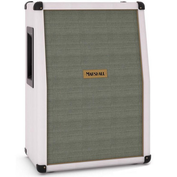 View larger image of Marshall Limited SC212WH Studio Classic Guitar Speaker Cabinet - White Elephant