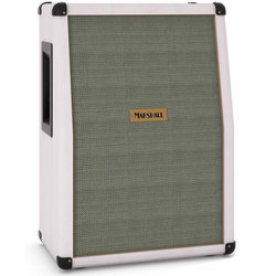 Marshall Limited SC212WH Studio Classic Guitar Speaker Cabinet - White Elephant