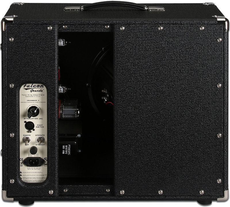 View larger image of Tone King Falcon Grande Combo Amp - Black