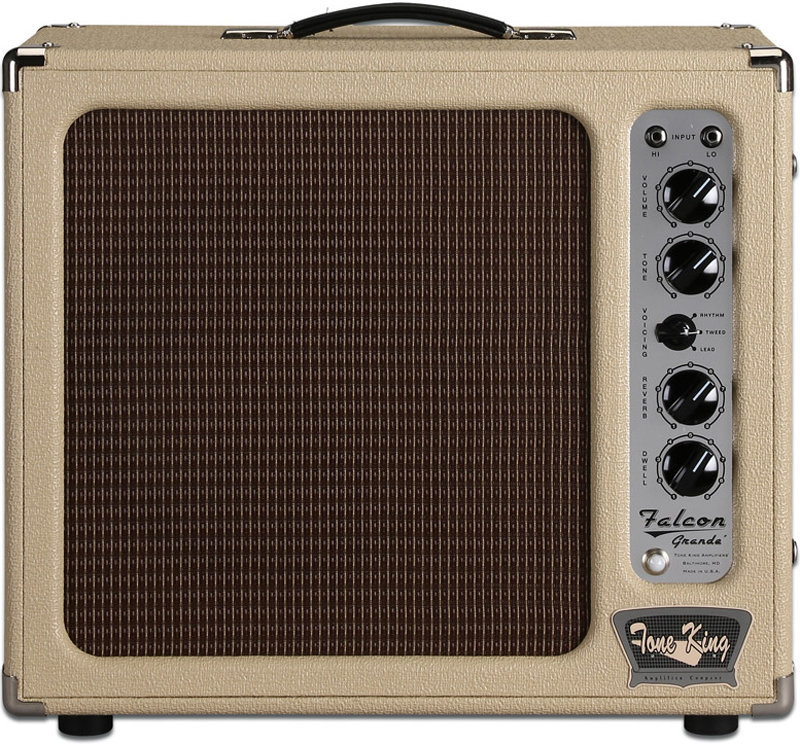 View larger image of Tone King Falcon Grande Combo Amp - Cream