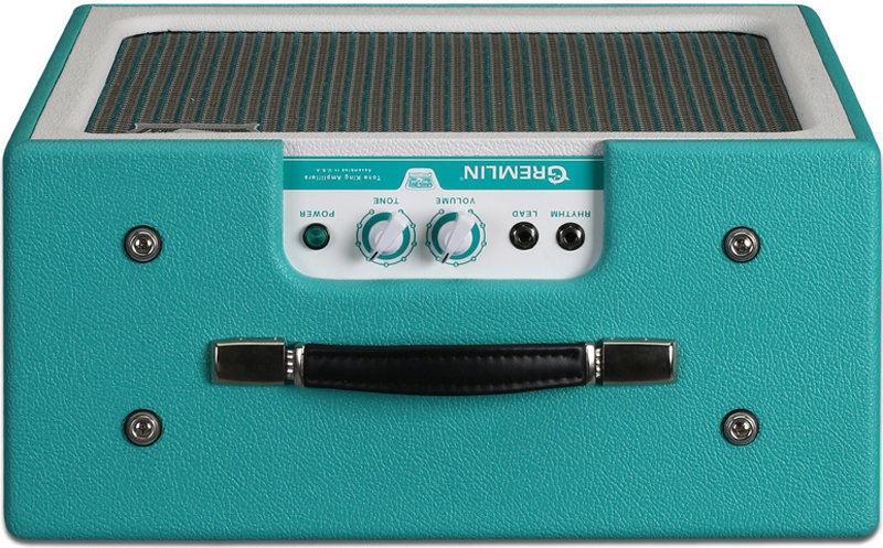 View larger image of Tone King Gremlin Guitar Combo Amp - Turquoise