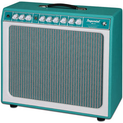 Tone King Imperial MKII Guitar Combo Amp - Turquoise