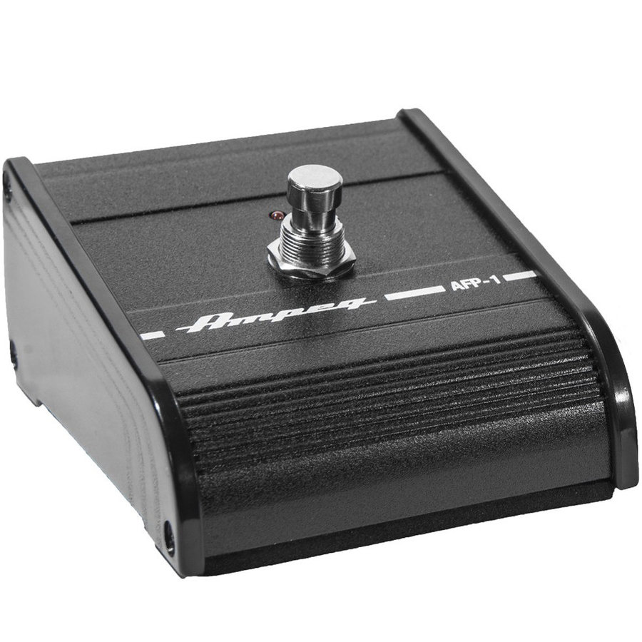 View larger image of Ampeg AFP1 Bass Amp Pedal Footswitch