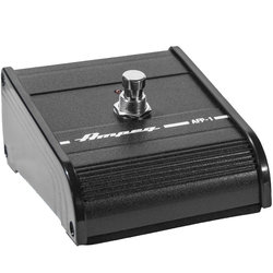 Ampeg AFP1 Bass Amp Pedal Footswitch