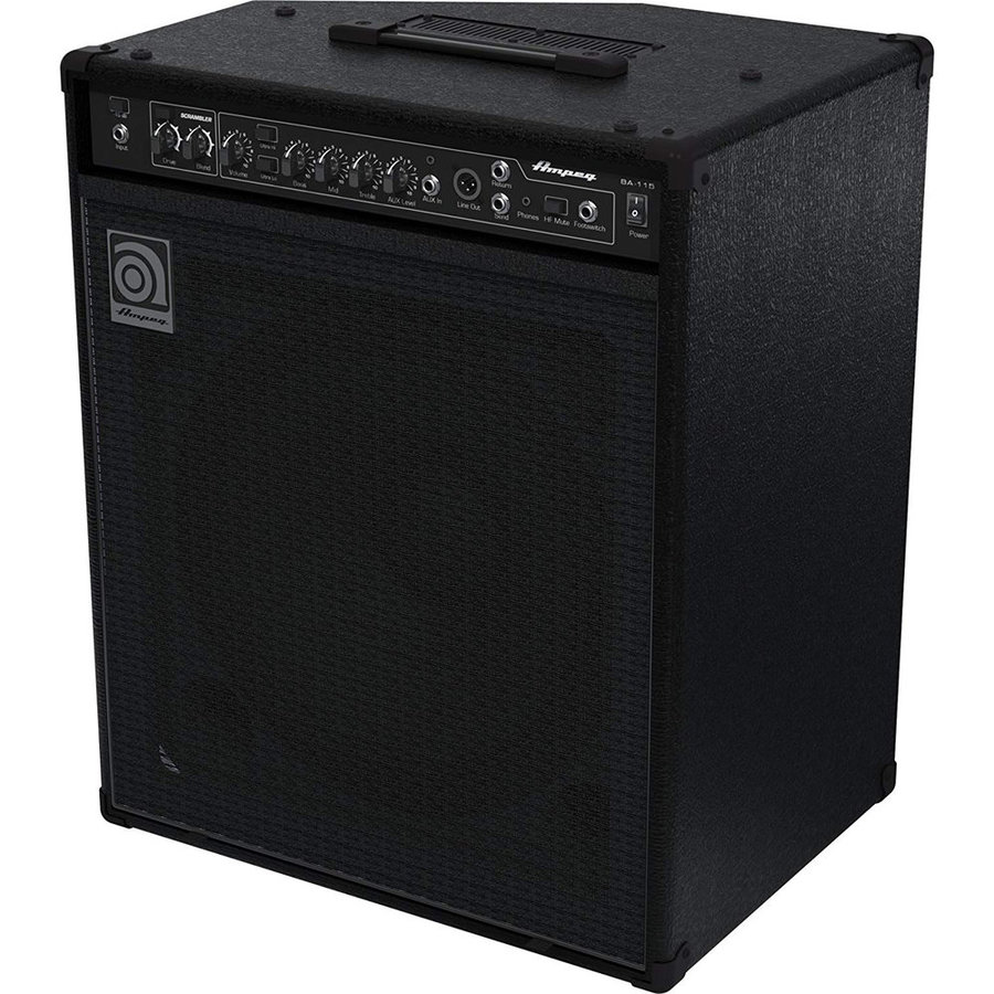 View larger image of Ampeg BA-115v2 Bass Combo Amp