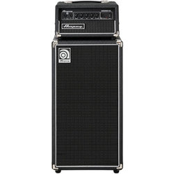 Ampeg Micro CL 100W 2 x 10 Bass Amp Stack