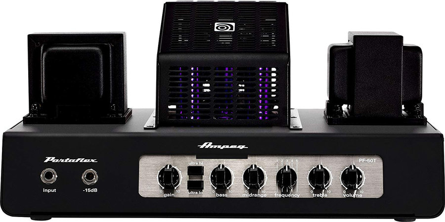 View larger image of Ampeg PF-50T Portaflex All Tube Bass Amp Head