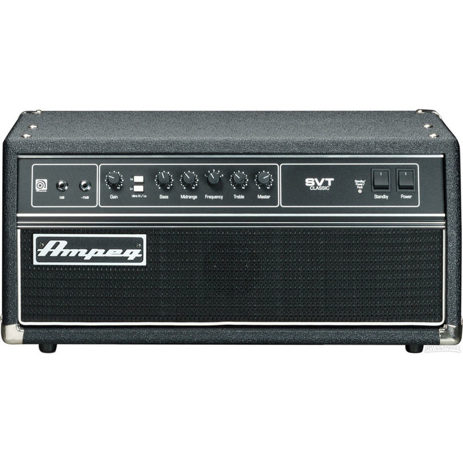 View larger image of Ampeg SVT-CL Bass Amp Head