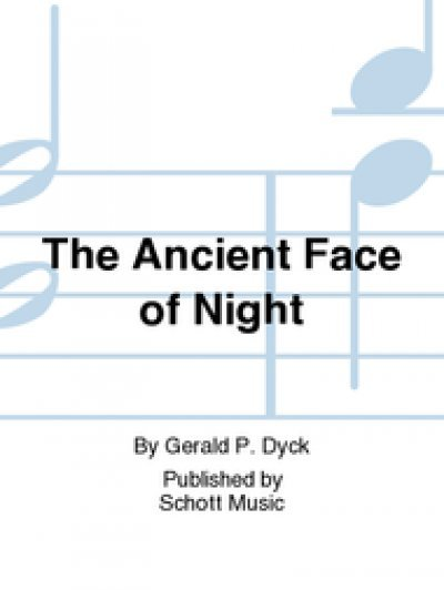 View larger image of Ancient Face of Night (Orff)