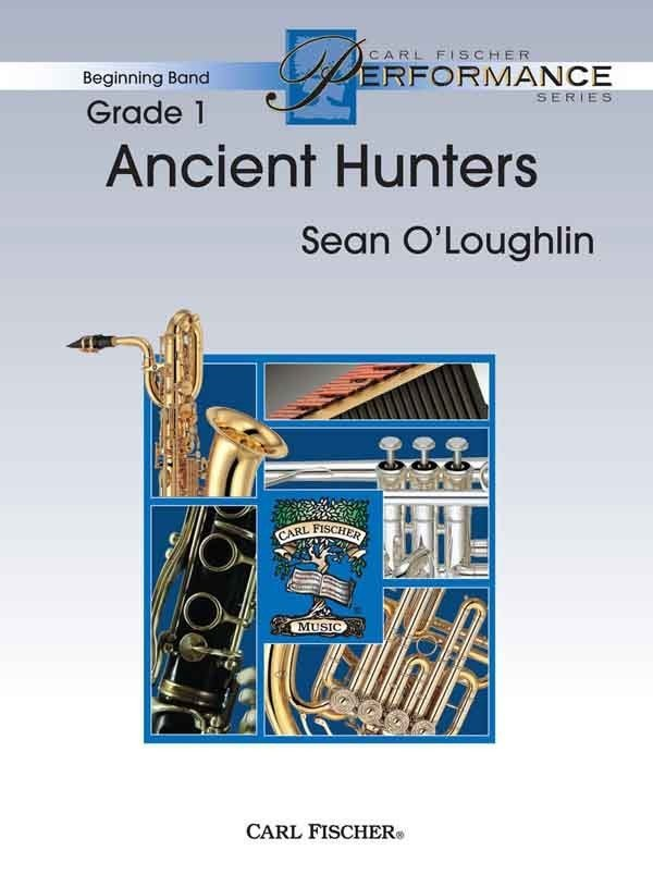 View larger image of Ancient Hunters - Score & Parts, Grade 1