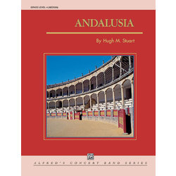 Andalusia (Trumpet Feature) - Score & Parts, Grade 4