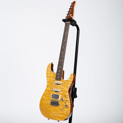 Anderson Drop Top Electric Guitar - Natural Yellow Sun