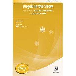 Angels in the Snow,2 Part Parts