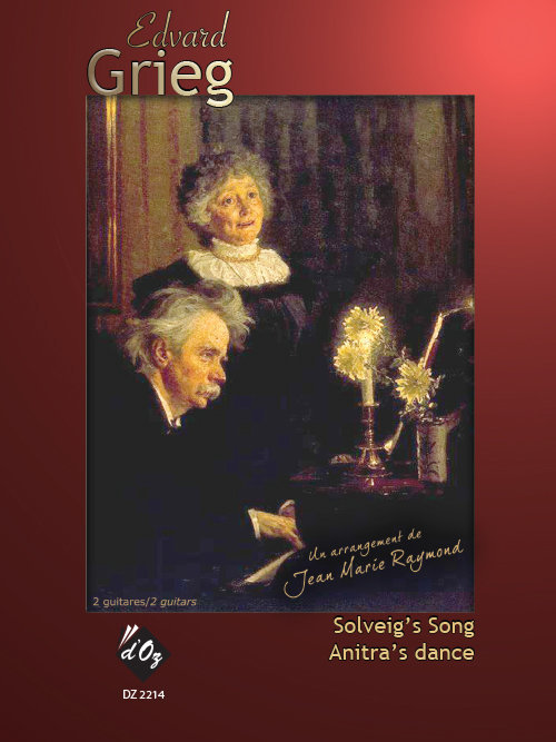 View larger image of Anitra's Dance / Solveig's Song (Grieg) - Guitar Duet