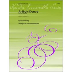 Anitras Dance (from Peer Gynt Suite)- Woodwind Quintet
