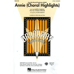 Annie (Choral Highlights) - 2PT, Parts