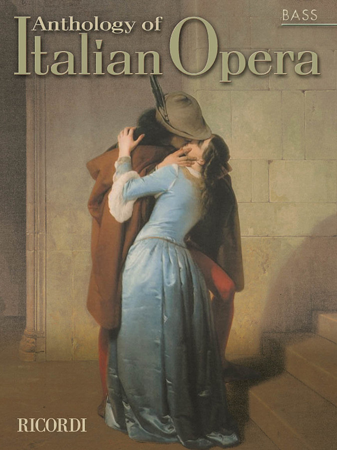 View larger image of Anthology of Italian Opera - Bass Voice