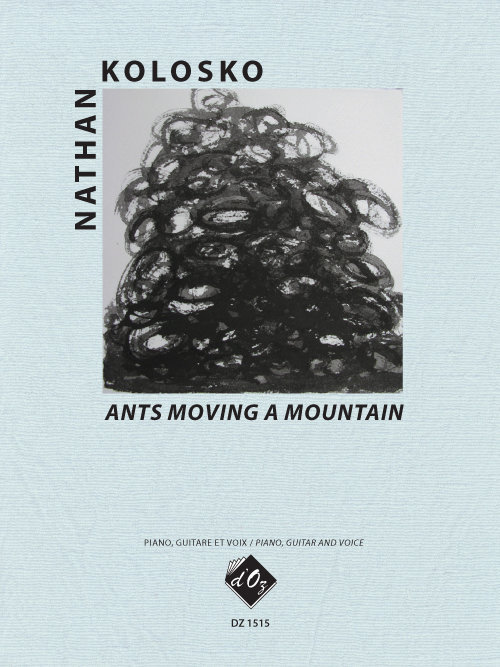 View larger image of Ants Moving A Mountain (Kolosko) - Mixed Ensemble