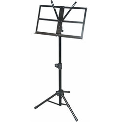 Apex Tripod Collapsible Music Stand - Large
