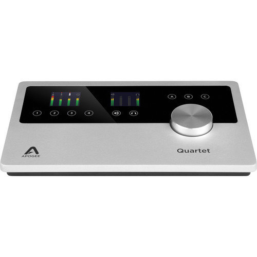 View larger image of Apogee Quartet for iPad and Mac