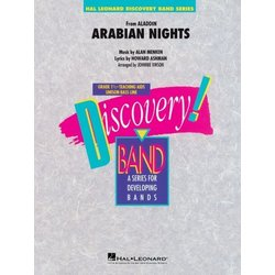 Arabian Nights (From Aladdin) Score & Parts, Grade 1.5