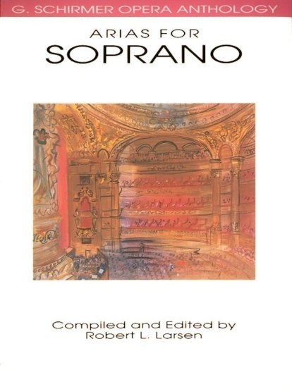 View larger image of Arias For Soprano - Voice/Piano