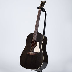 Art & Lutherie Americana Acoustic-Electric Guitar - Faded Black