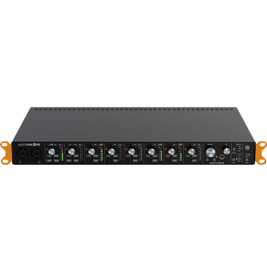 View larger image of Arturia AudioFuse 8Pre Audio interface