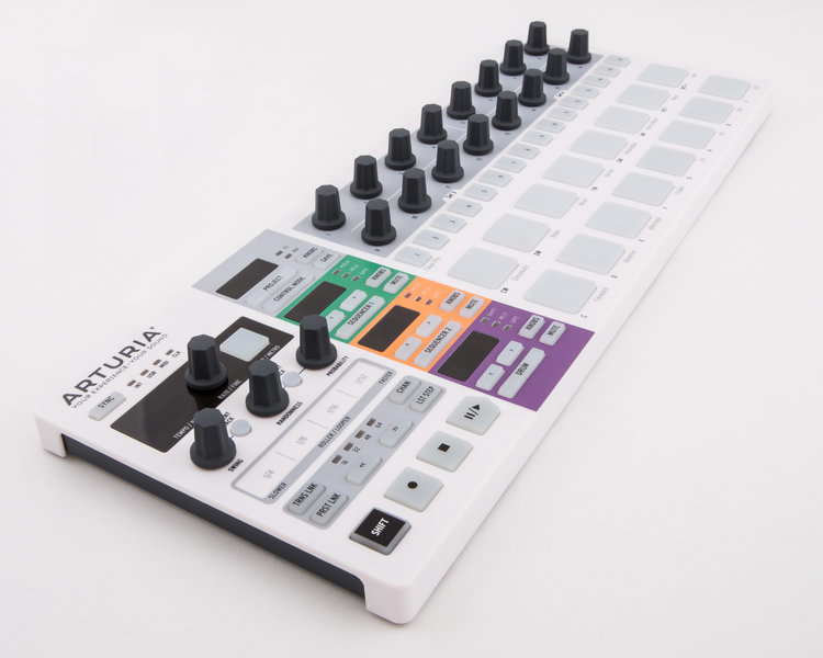 View larger image of Arturia BeatStep Pro Controller and Sequencer