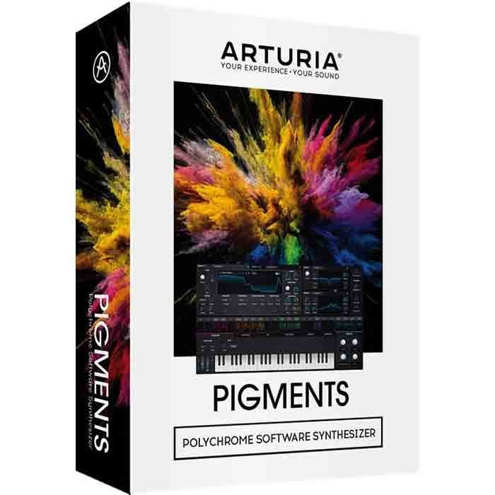 View larger image of Arturia Pigments