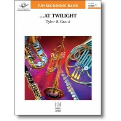 ...At Twilight - Score & Parts, Grade 1
