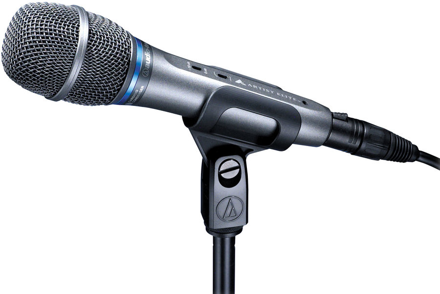 View larger image of Audio-Technica AE3300 Cardioid Condenser Handheld Microphone
