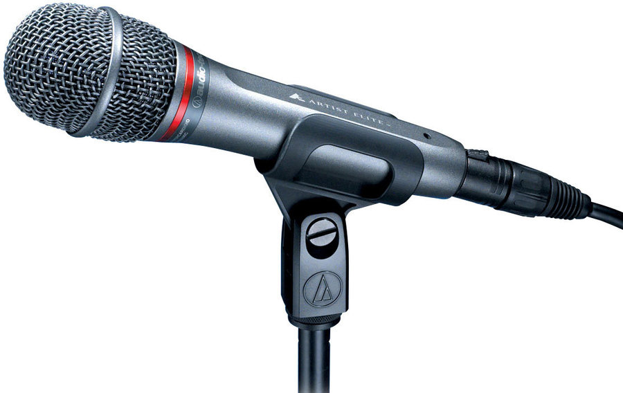 View larger image of Audio-Technica AE4100 Cardioid Dynamic Handheld Microphone