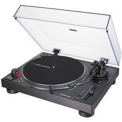 Audio-Technica AT-LP120XUSB Direct Drive Turntable - Black