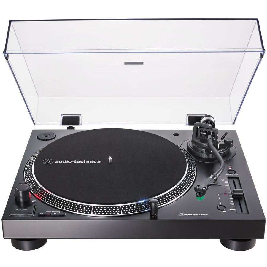 View larger image of Audio-Technica AT-LP120XUSB Direct Drive Turntable - Black