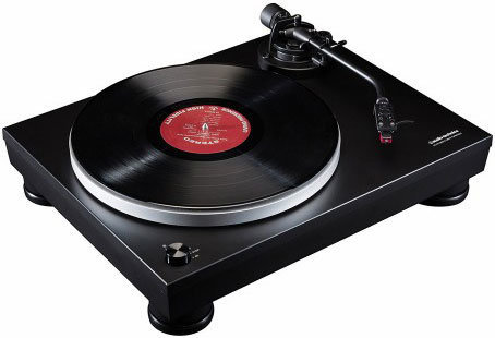 View larger image of Audio-Technica AT-LP5 Turntable
