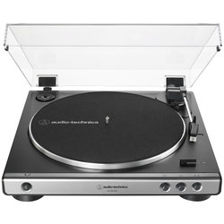 Audio-Technica AT-LP60X Fully Automatic Belt-Drive Turntable - Gunmetal