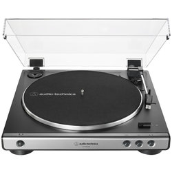 Audio-Technica AT-LP60XUSB Fully Automatic Belt-Drive Turntable - Gunmetal