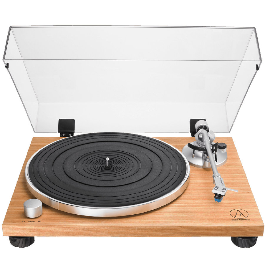 View larger image of Audio-Technica AT-LPW30TK Fully Manual Belt-Drive Turntable