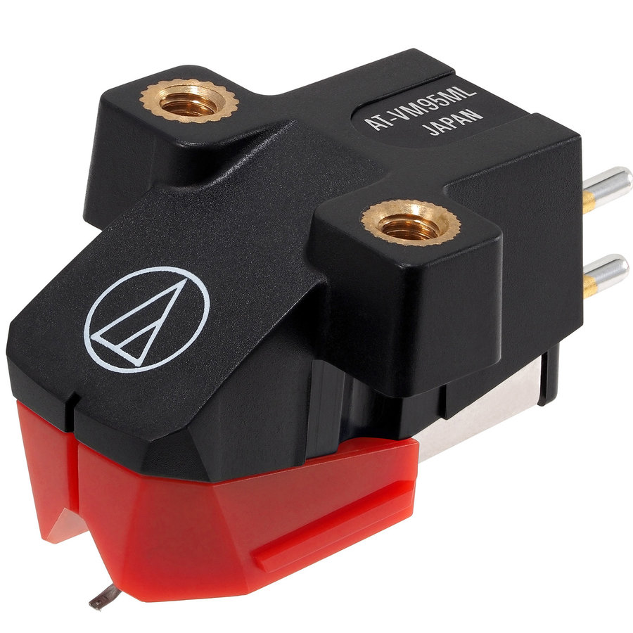 View larger image of Audio-Technica AT-VM95ML Dual Moving Magnet Cartridge