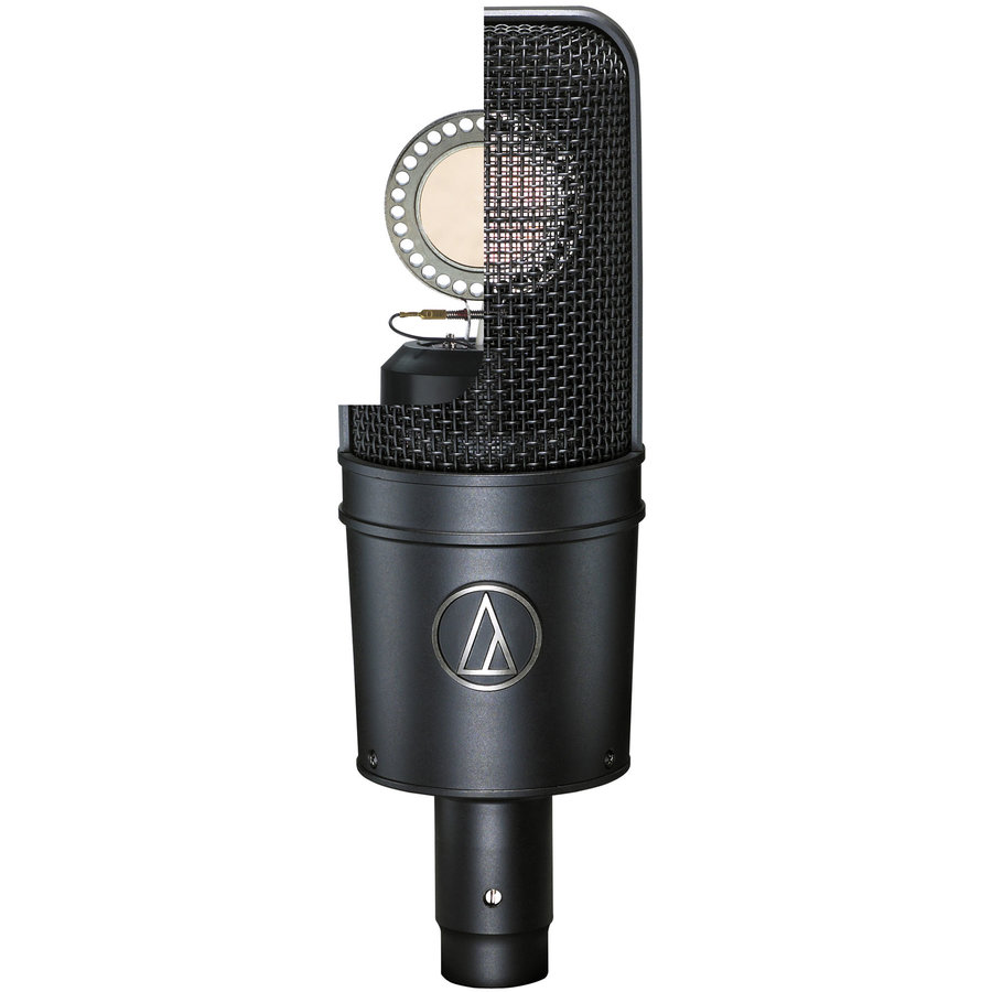 View larger image of Audio-Technica AT4040 Condenser Microphone