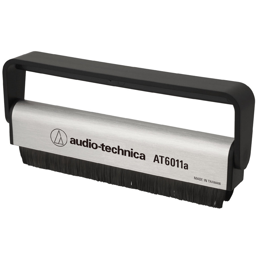 View larger image of Audio-Technica AT6011a Anti-Static Record Brush