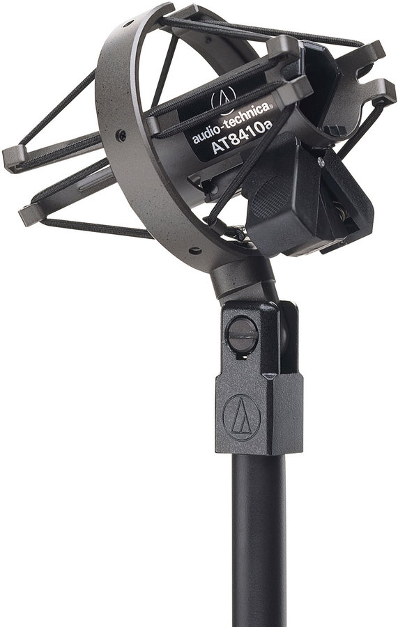 View larger image of Audio-Technica AT8410a Microphone Shock Mount