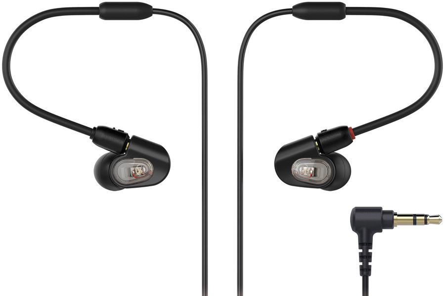 View larger image of Audio-Technica ATH-E50 Professional In-Ear Monitor Headphones