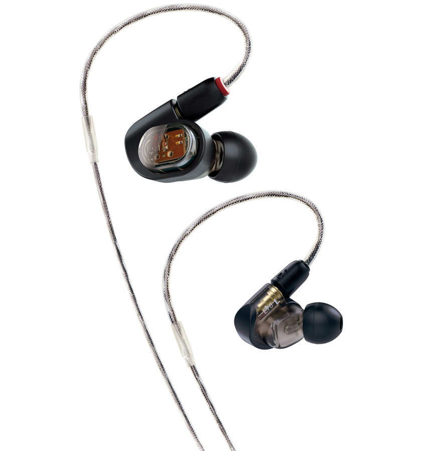 View larger image of Audio-Technica ATH-E70 Professional In-Ear Monitor Headphones